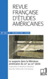 Revue française d'études américaines 2009/3