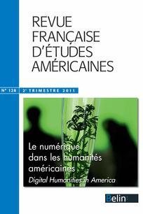 Revue française d'études américaines 2011/2