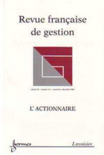 Revue française de gestion 2002/5