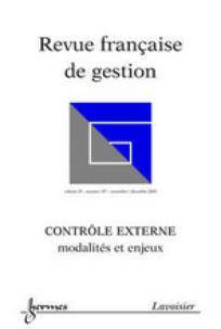 Revue française de gestion 2003/6