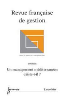 Revue française de gestion 2006/7