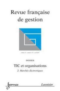 Revue française de gestion 2007/4
