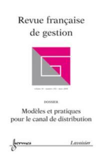 Revue française de gestion 2008/2