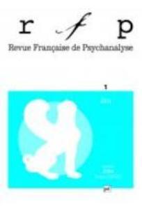 Revue française de psychanalyse 2004/1