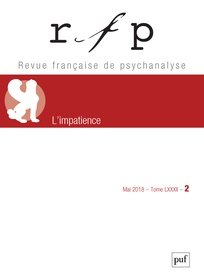 couverture de RFP_822
