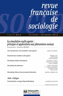Revue française de sociologie 2014/4