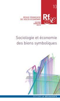 Revue Française de Socio-Économie 2012/2