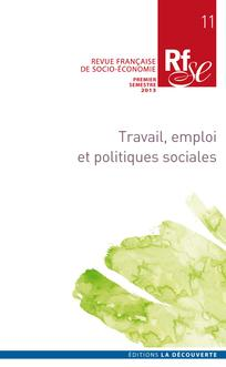 Revue Française de Socio-Économie 2013/1