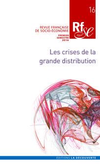Revue Française de Socio-Économie