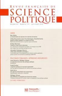 Revue française de science politique 2013/3