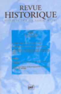 Revue historique 2005/3