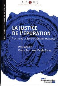 Histoire de la justice 2008/1