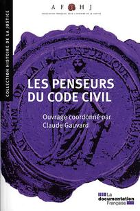 Histoire de la justice 2009/1