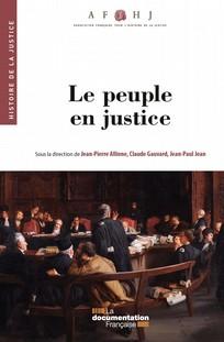 Histoire de la justice 2014/1