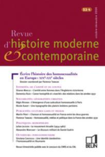 couverture de RHMC_534