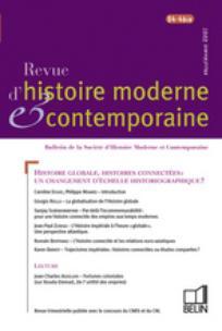 couverture de RHMC_545