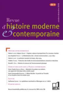couverture de RHMC_564
