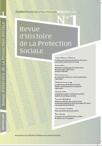 Revue d'histoire de la protection sociale 2008/1