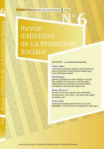 Revue d'histoire de la protection sociale 2013/1