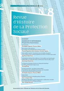 Revue d'histoire de la protection sociale 2015/1