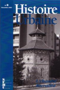 Histoire urbaine 2003/2