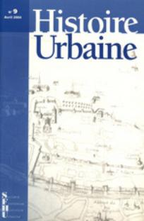 Histoire urbaine 2004/1