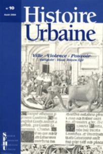Histoire urbaine 2004/2