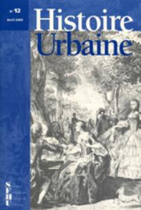Histoire urbaine 2005/1