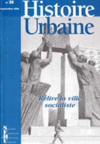 Histoire urbaine 2009/2