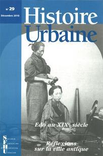Histoire urbaine 2010/3