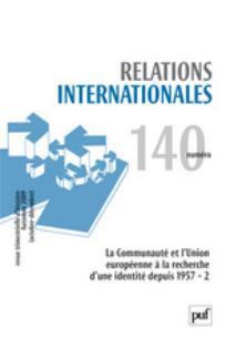 Relations internationales 2009/4