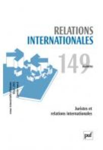 Relations internationales 2012/1
