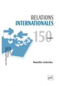 Relations internationales 2012/2