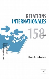 Relations internationales 2014/2