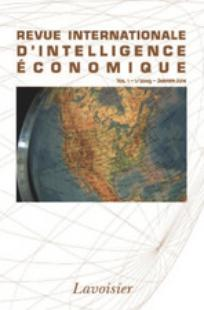 Revue internationale d'intelligence économique 2009/1