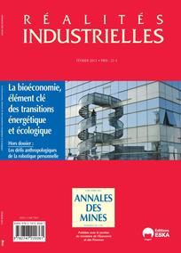 Annales des Mines - Réalités industrielles 2013/1