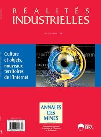 Annales des Mines - Réalités industrielles 2013/2