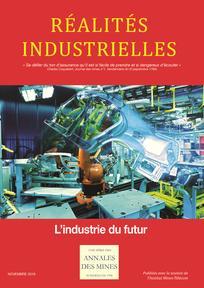 Annales des Mines - Réalités industrielles