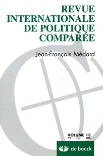 Revue internationale de politique comparée 2006/4