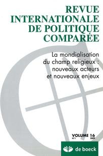 couverture de RIPC_161
