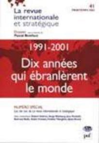 Revue internationale et stratégique 2001/1