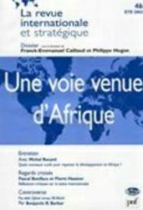 Revue internationale et stratégique 2002/2