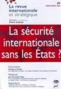 Revue internationale et stratégique 2003/1