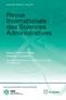 couverture de Nouvelles perspectives en matière d'autonomie bureaucratique