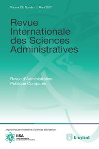 Revue Internationale des Sciences Administratives