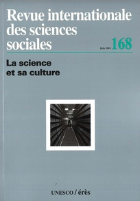 Revue internationale des sciences sociales  2001/2