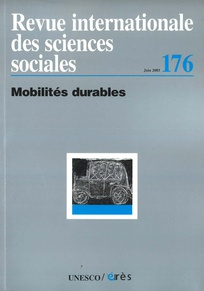 Revue internationale des sciences sociales  2003/2