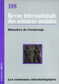 Revue internationale des sciences sociales  2006/2