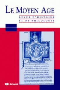 Le Moyen Age 2001/3
