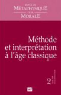 Revue de métaphysique et de morale 2009/2